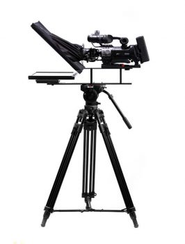 Video Teleprompter (Side View)