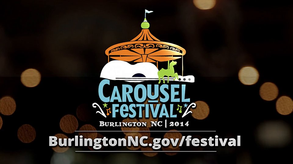 Burlington Carousel Festival TV Spot