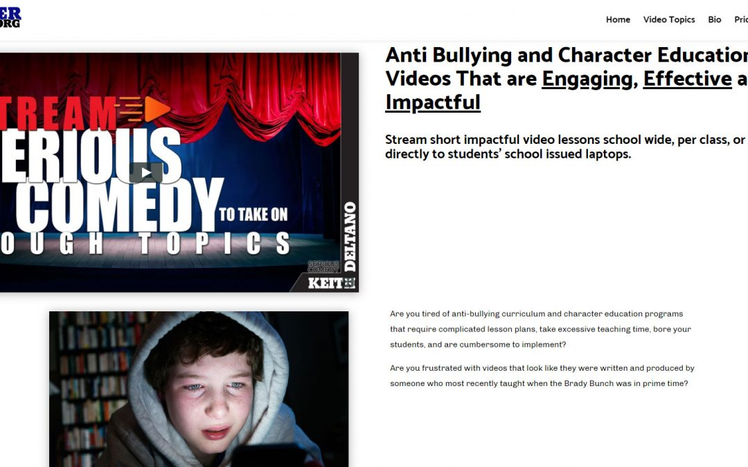 CharacterVideo.Org