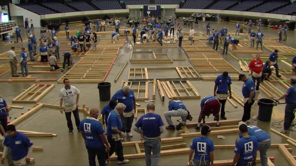 Branded Documentary - Lowes, Association of Realtors, Habitat For Humanity