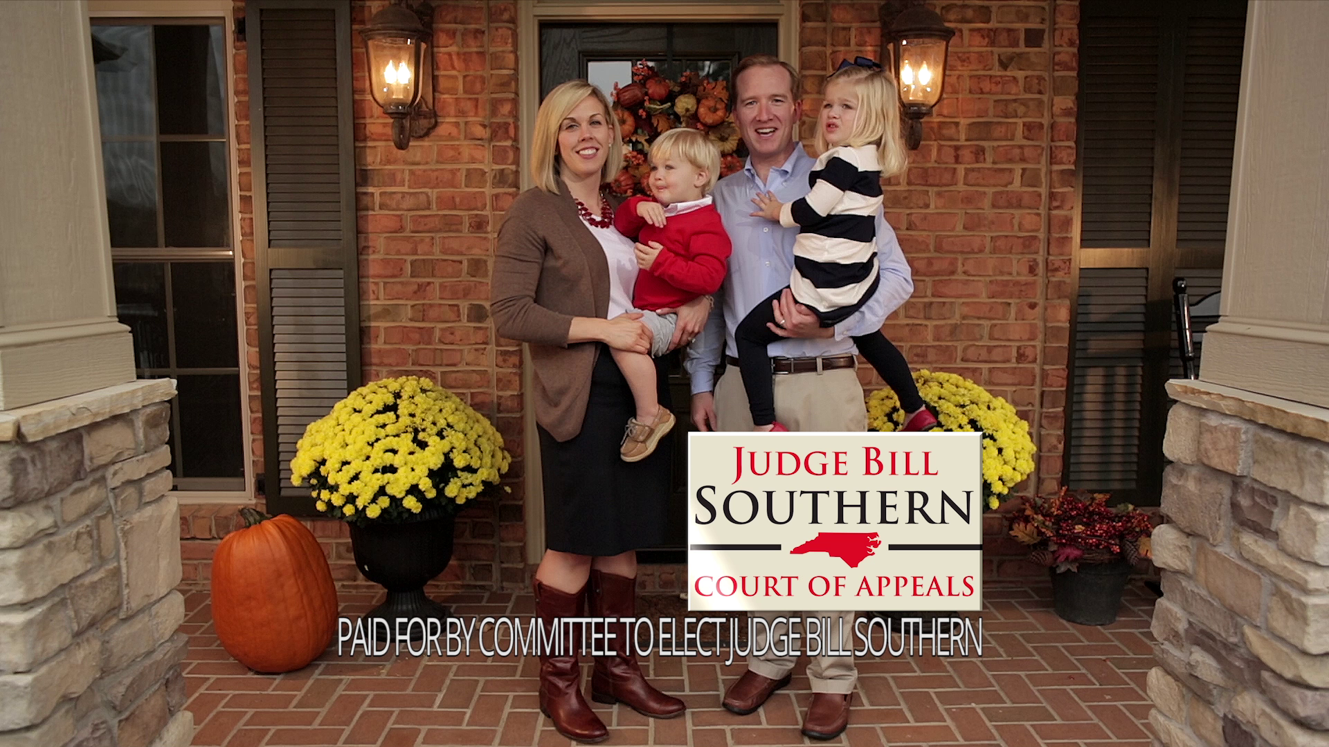 Judge Southern Political TV spot