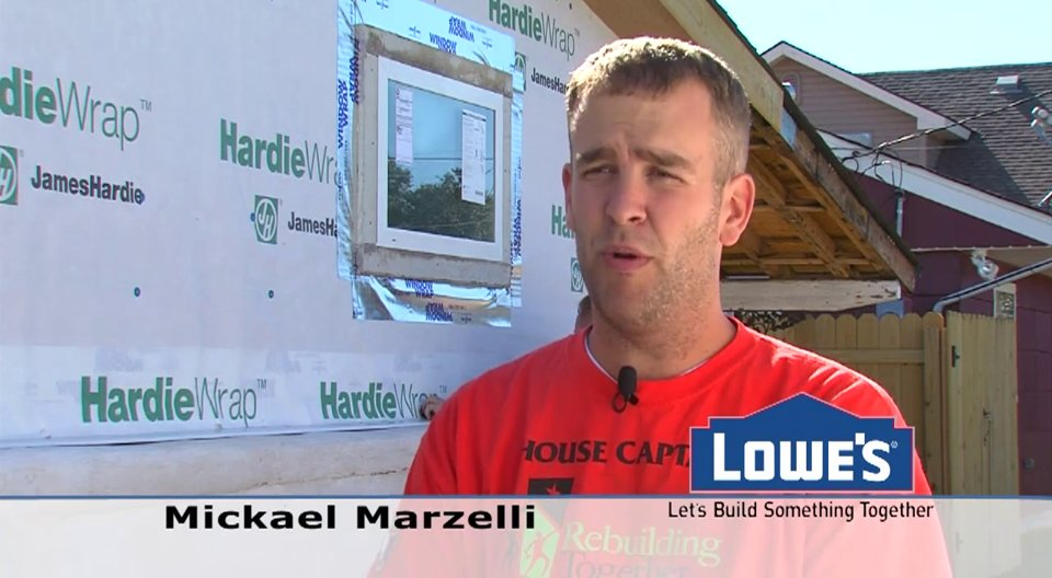 Rebuilding - Lowes Branded Documentary