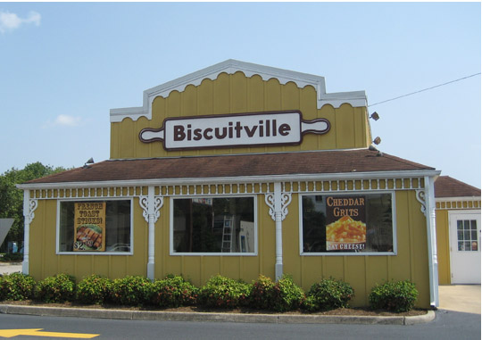 Audio Video Archiving for Biscuitville