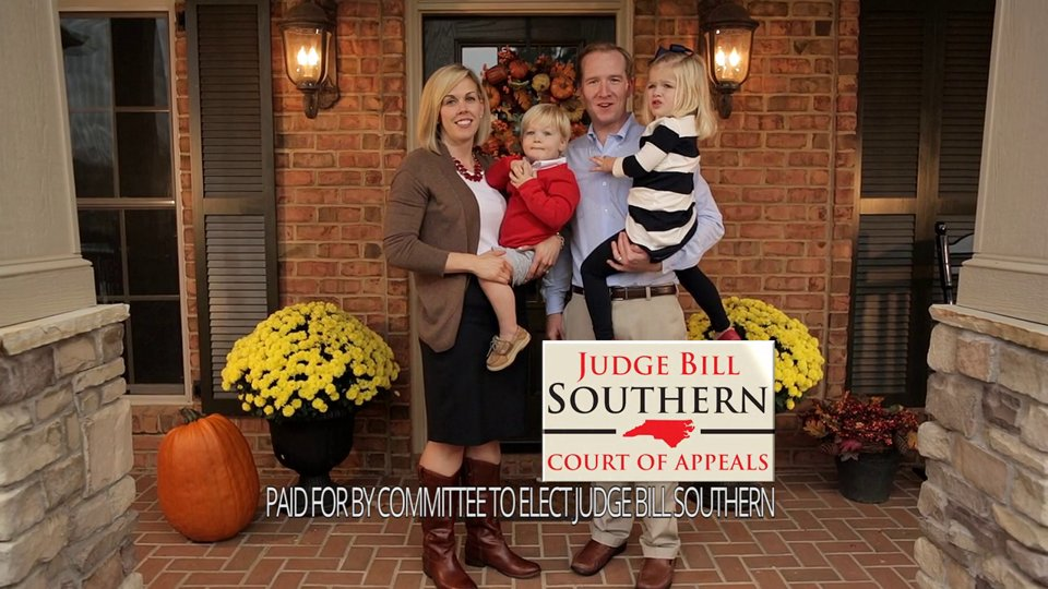 judge southern political commercial