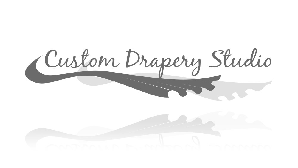 Logo Design: Custom Drapery Studio