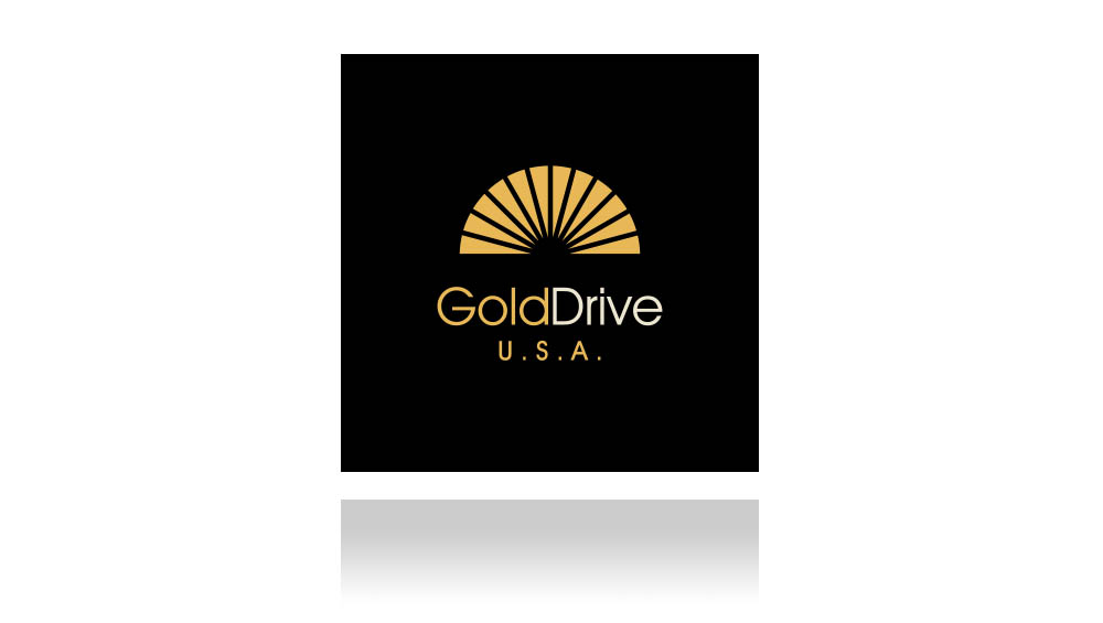 Logo Design: GoldDrive USA